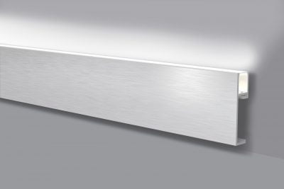 WALLSTYL® - Sistema luz para zócalos master